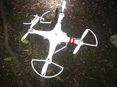Small Drone Is Found on White House Grounds