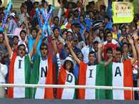 Indian cricket fans in the World Cup will be sleepless