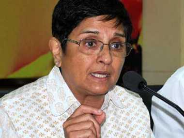 Barack Obama Visit Used by BJPs Kiran Bedi as Selling Point in Campaign