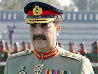 Pak army chief told US about 'Indian involvement in terror'