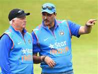 team india without duncan fletcher for UAE game
