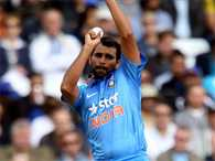 Mohammed Shami to miss match against UAE