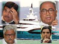 French cruise for Gadkari, favours to UPA Minister, journalists in Essar