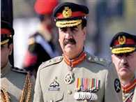 Pakistan's army chief warned India
