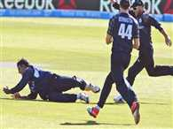 Scotland fined over slow over rate against Afghanistan