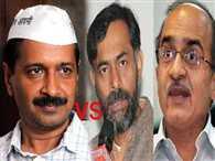 Kejriwal Vs Yogendra, Prashant: national executive meeting tomorrow