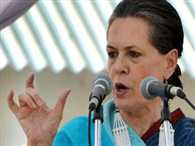 Sonia slams Modi govt on land bill