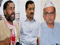 Aam admi party may divide into two.
