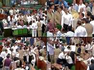 Jammu: Uproar in JK assembly over power projects issue