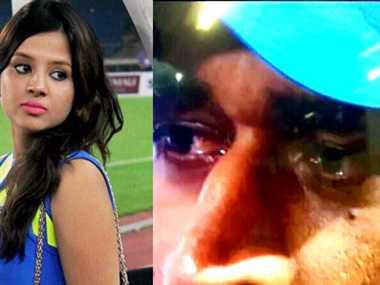 I proud on team India sakshi tweeted