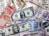 Rupee slips 35 paise against dollar
