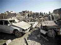 Saudi strikes inflaming tensions in region