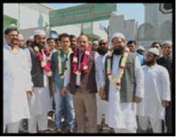 मुसलमानों को डरने की जरूरत नहीं : खान