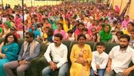 वार्षिक समारोह में विद्यार्थियों ने पेश किए सांस्कृतिक कार्यक्रम
