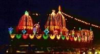 नवरात्र से पहले ही शहर के सभी मंदिर हुए जगमग