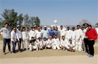 मोरिंडा व चंडीगढ़ की टीमों ने जीते क्रिकेट के मैच
