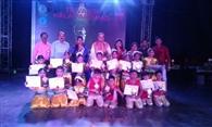 धूमधाम से मना त्रिभंगी कला परिषद का वार्षिकोत्सव