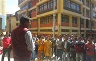 कर्मचारियों के हितों की रक्षा के लिए तत्पर रहेंगे : राज कुमारी