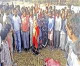 इलाहाबाद में छात्रा की हत्या कर शव खेत में फेंका