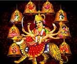 स्वास्थ्य संजीवनी का संदेश देती है नवदुर्गा, नौ देवियां औषधियों की प्रतीक
