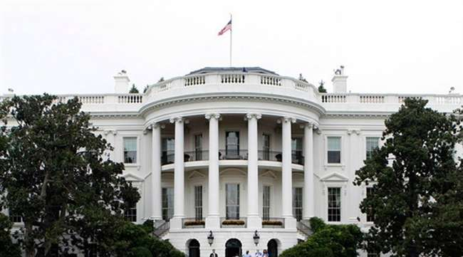 Woman held after scaling White House fence third time