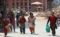 Fresh tremor creates fear in nepal