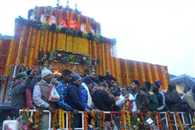 Bdraivishal darshan means  baikunyh darshan