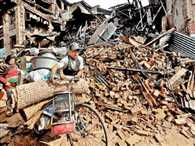 Earthquake again in Nepal, death toll may reach 10,000