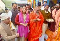 Kedarnath temple prayers, starting the second day 940 pilgrims arrived