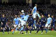 Real and Manchester City semifinal match draw