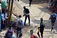 वादी में छात्रों व पुलिस के बीच ¨हसक झड़पें
