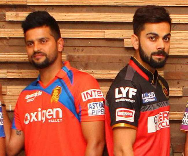 Royal Challangers Banglore will face the challange of Gujarat Lions in IPL 10