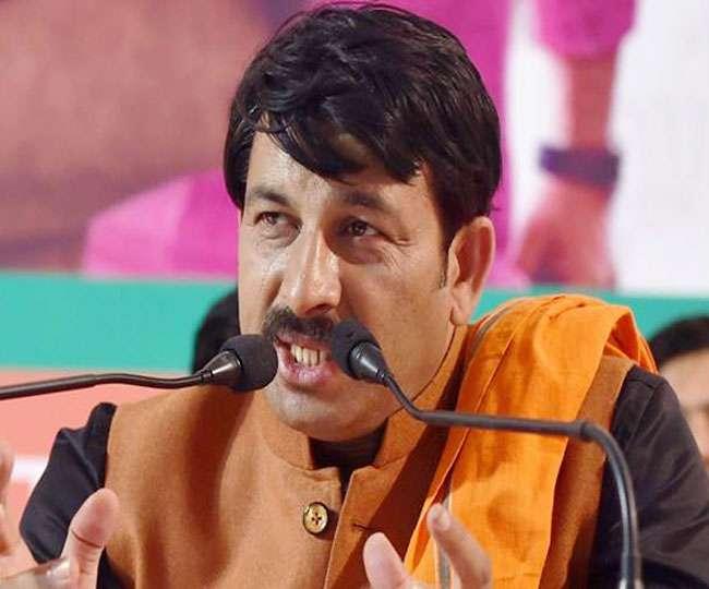 MCD जीत पर बोले मनोज तिवारी-दिल्ली वालों को हक दिलाने के लिए एक कर देंगे दिन-रात