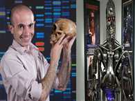 yuval noah harari says Cybernetic Organism will make god after two hundred years