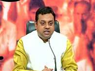 Manmohan Singh ji has broken his silence in self defence, not for the nation, says Sambit Patra,