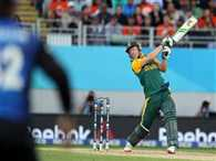 Devilliers will not play in test series against bangladesh