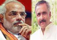 Sanjay Joshi praises PM Modi