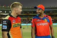 david warner have a good plan for gujarat