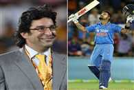 I will be worried to bowl at Virat Kohli says Wasim Akram