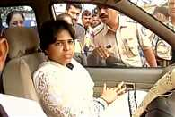 Activist Trupti Desai attacked in nasik on the way of Kapaleshwar temple