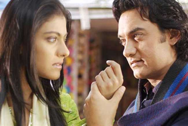 Aamir Khan felt Kajol was best suited to play Zooni in Fanaa