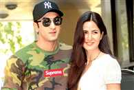 Ranbir Kapoor and Katrina Kaif with their body doubles