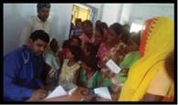 बाघुड़िया में मिले 41 टीबी मरीज