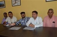 खनियारा संघर्ष समिति ने महापौर के खिलाफ खोला मोर्चा
