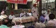 ऑल इंडिया किसान सभा रायकोट के प्रतिनिधिमंडल की मीटिंग हुई