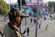 two terrorist enters in Delhi, High alert issued