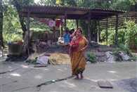 Earthquake of magnitude four point seven hits India Bangladesh border region