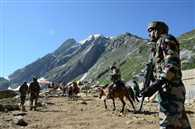 Amarnath Yatra not disturb anyone will put