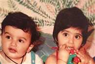 Sonam Kapoor shares adorable childhood pic of cousin Arjun on his 31st birthday