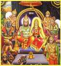 Why Lord Hanuman after marriage is still physically a celibate